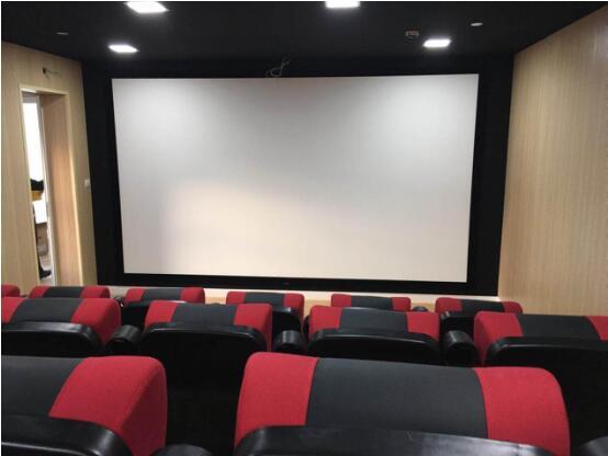 上海金苹果国际学校影院项目设计案例