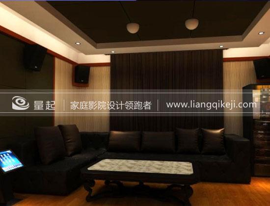 家庭影院装修设计详解,家庭卡拉OK装修设计详解。