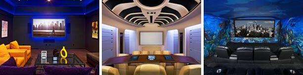 家庭影院照明设计