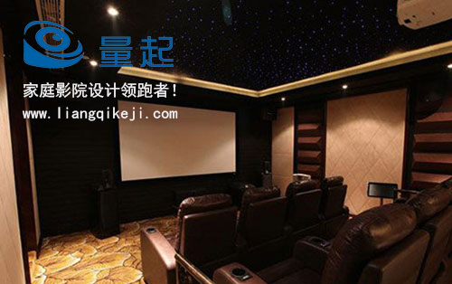 上海家庭影院案例