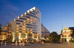 西安索菲特智能酒店