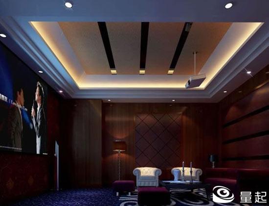 浙江家庭影院设计装修案例,浙江家庭卡拉OK设计装修案例,浙江家庭KTV设计装修案例。