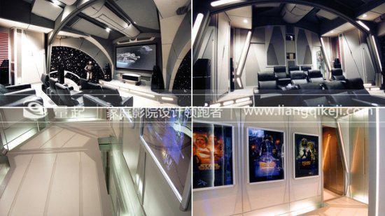 家庭影院,装修设计,智能家居