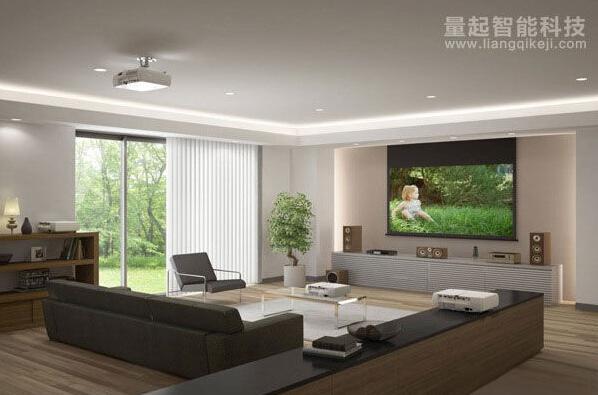 量起影音是华东地区最大的家庭影院设计