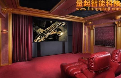 欧式风格私人定制家庭影院